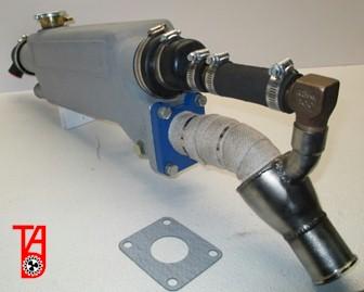 Perkins Exhaust Elbows | Perkins Flanges | Perkins Engine