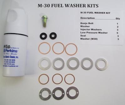 TAD for Perkins Fuel Injection Parts, Perkins Fuel Injectors Parts