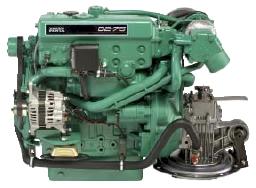TAD for Volvo Penta D2-75 Marine Diesel Engines, Volvo Penta Diesel