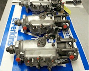 Perkins Fuel Injectors