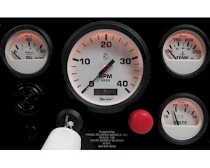 Perkins Marine Instrument Panels